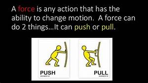 Forces And Motion  Friction