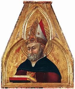 File Sassetta  Sant U0026 39 Agostino  Collezione Privata Jpg