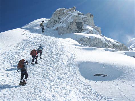 Cho Oyu Expedition, 8201m