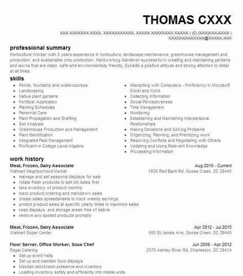 Resume Myrtle by 89 Resources And Agriculture Resume Exles In