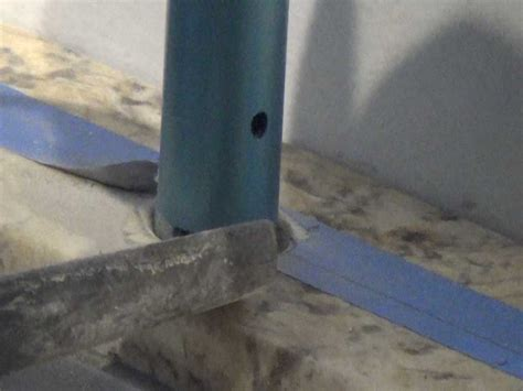 how to drill a into tile granite countertop