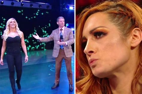 Wwe News Becky Lynch Out Of Wrestlemania As Fans In