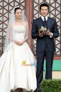 ChanMi39s Star News Kwon Sang Woo And Son Tae Yeong Shed