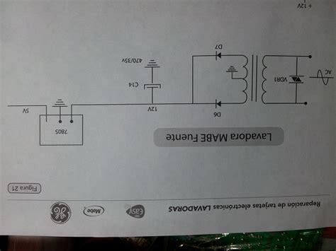 solucionado tarjeta 189d2754g003 de lavadora centrales mabe se bloquea yoreparo