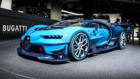 Bugatti Chiron Gt Vision by This Is The Bugatti Vision Gran Turismo And It Ll Do