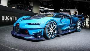 This, Is, The, Bugatti, Vision, Gran, Turismo, And, It, U0026, 39, Ll, Do