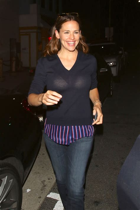 JENNIFER GARNER Leaves Giorgio Baldi Restaurant in Santa ...