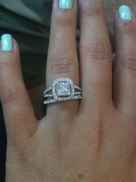neil bridal set wedding ring on 13 trendy mods