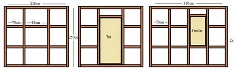 Fenster Für Gartenhaus Selber Bauen by Bauanleitung Gartenhaus Zum Selber Bauen