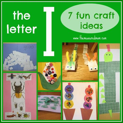letter i activities for preschool 7 crafts for the letter i the measured 918