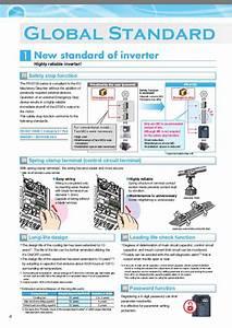 Mitsubishi Inverter Freqrol