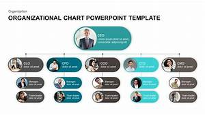 Organizational Chart Powerpoint Template  U0026 Keynote
