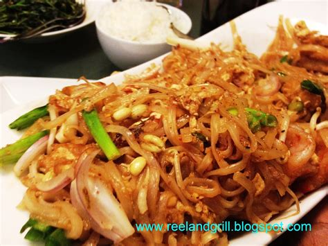 cuisine thaï reel and grill a food birthday celebration at
