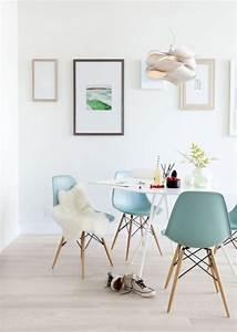 inspirations decoration scandinave pour le salon With salle À manger contemporaine avec objet deco scandinave
