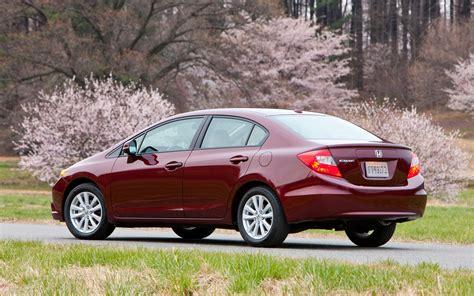 2012 Honda Civic Reviews And Rating