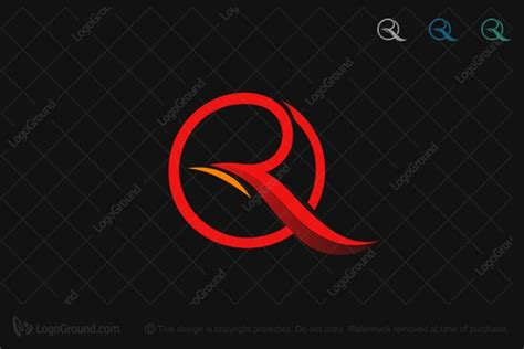 Creative Letter R Logo