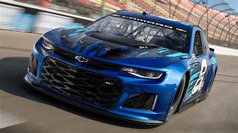 chevrolet camaro zl nascar cup series wallpapers