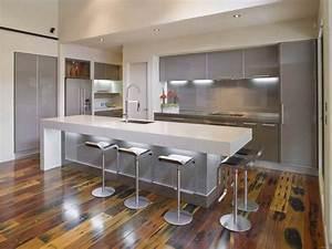 Bar Séparation Separation Cuisine Salon : large island kitchen modele de cuisine meuble bar separation cuisine salon meuble bar ~ Melissatoandfro.com Idées de Décoration