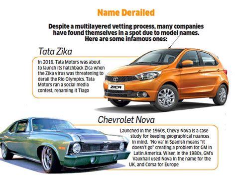 How Do Car Companies Name Their New