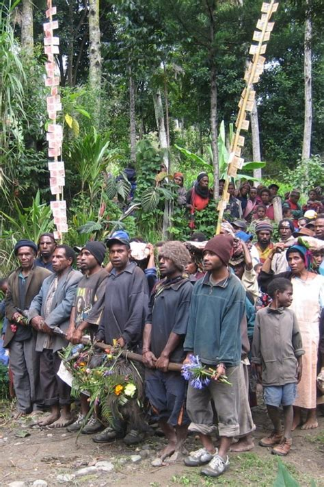 bride price ceremony kundiawa papua  guinea david