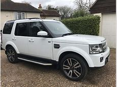 Land Rover Discovery 4 SDV6 HSE LUXURY AUTO GS Vehicle