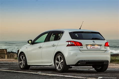 peugeot small automatic cars peugeot 308 1 2 gt line auto 2016 review cars co za