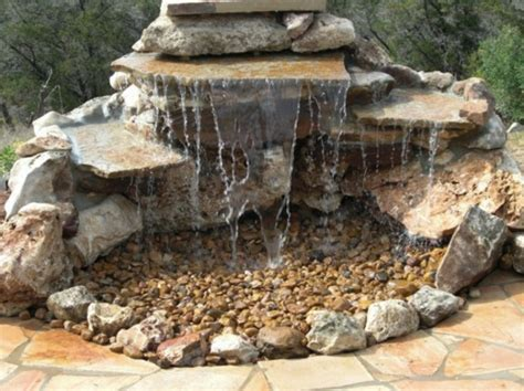 faire une cascade en pierres bassin cascade et fontaine de jardin 69 d 233 co pour les moments