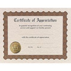 great papers place cards template partnership certificate of appreciation template