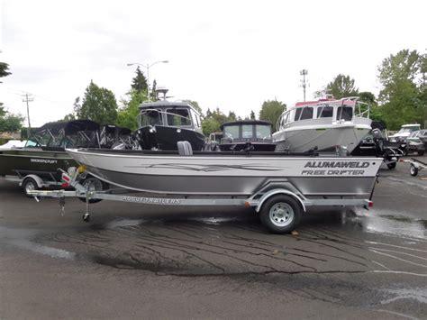 Aluminum Fishing Boats For Sale Portland Oregon by Alumaweld Free Drifter Boats For Sale In Portland Oregon