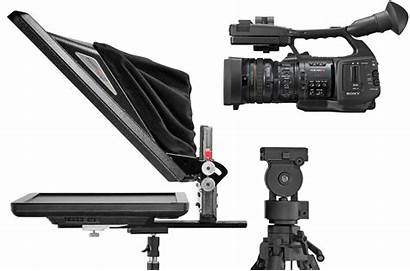 Prompter Camera Teleprompters Freestand Standing Separate
