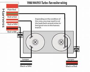 86 Turbo Fan Resistor Wiring Diagram