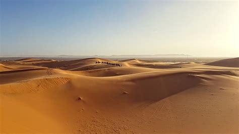 desert landscape scenery  morocco image  stock