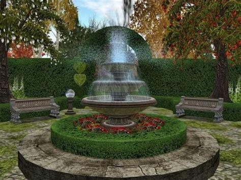 Home Made Garden Fountain  Home Design Inside