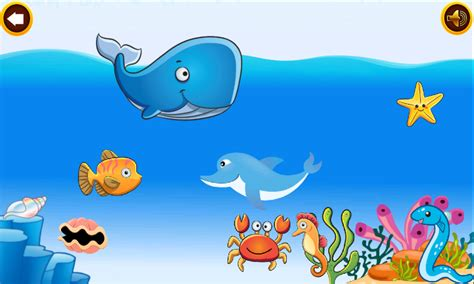 Toddler Undersea Adventure 1 1 3 APK Download Android