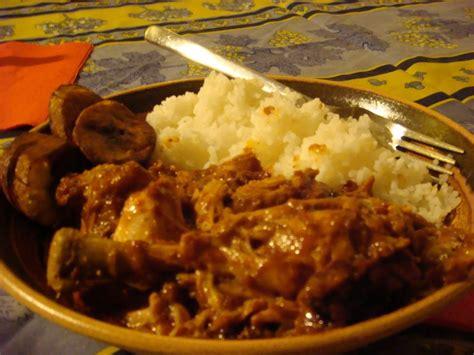 recette congolaise poulet moambé roots magazine