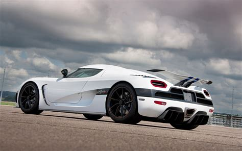Koenigsegg Agera R 2013 Widescreen Exotic Car Wallpaper