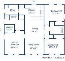 image result for 30x40 metal building house plans home With 30x40 metal building homes plans