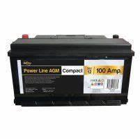 Batterie Agm Camping Car : batterie auxiliaire agm 100 amp res powerline compact 80epw100c accessoires camping car ~ Medecine-chirurgie-esthetiques.com Avis de Voitures