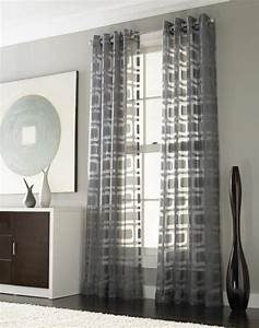 Drapery ideas for the modern home for Modern kitchen curtains 2018