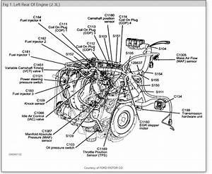 2008 Ford Escape 2 3l Engine Diagram