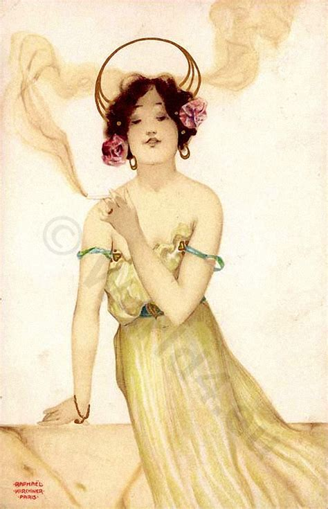 Fin de siu00e8cle fashion style by Raphael Kirchner | Costume History