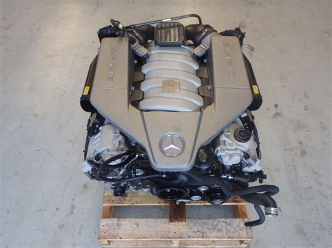 Motor For Sale by Mercedes C63 Amg 2008 W204 6 2l M156 V8 Complete
