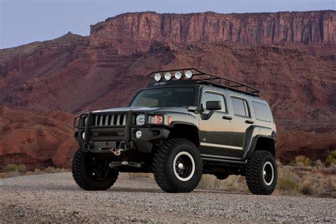 2010 Hummer H3 Moab Conceptcarzcom