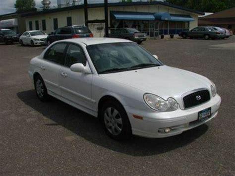2002 Hyundai Sonata For Sale by 2002 Hyundai Sonata For Sale Carsforsale