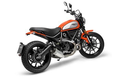 Modification Ducati Scrambler Icon by 2019 Ducati Scrambler Icon Introduced Bikesrepublic