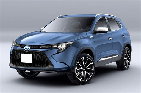 toyota raize compact suv   revealed  november