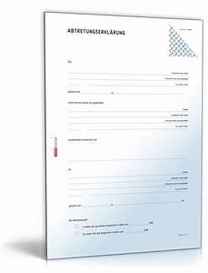 Abtretungserklärung Rechnung : abtretungserkl rung rechtssicheres muster zum download ~ Themetempest.com Abrechnung