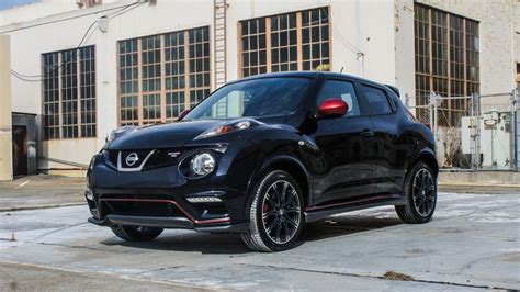 nissan juke nismo rs review nismo