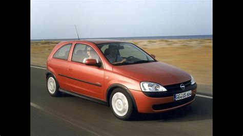 Opel Corsa C by Opel Corsa C Complete History Hd