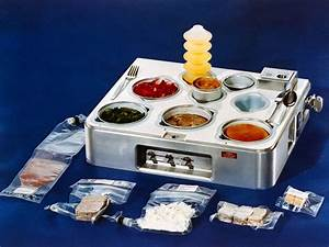 The Dark Side of the Spoon: What Astronauts Eat in Space ...
